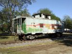 Family lines caboose by Joseph-W-Johns