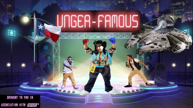 Ungerfamous 2 by A-UNG