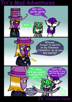 Tri's mad adventures 24 by Trifong