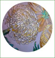 CHRYSANTHEMUM 11A4 by GeaAusten