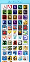 C2 Project - Clean Graphic and Media Icons v0.7 by Kalca
