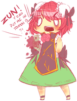 ZUN, Y U NO DO by Suikasen