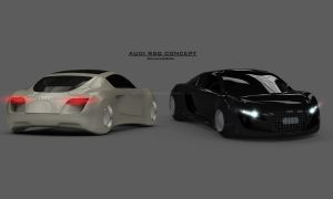 Audi RSQ Concept by 2806