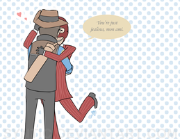 TF2- You're Just Jealous by syntic