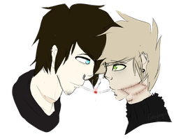 CP | OC | Lets shoot some drugs and fall in love by gayloqu