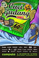 cuci gudang 2007 by chocoplay