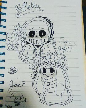 something i drew while bored in my classes.. by Artlover030