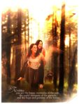 Bella and Nessie by kupat