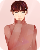 not sungjae by Blissiu