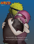 Naruto x Sakura_Rejection by RaphyAngelo