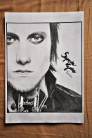 Synyster Gates by KAMSOON