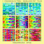 9 Psychedelic Towel Seamless PAT Files by Zepheryna