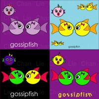 Gossipfish by JelloArms