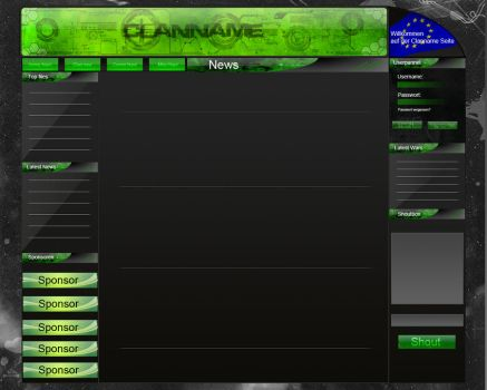 Clan _Design Greenstyle by Slayerno1