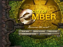 Ember Game Interface by eathan28