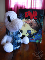 Crochet Fone Bone by kamijo