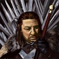 Ned Stark by mreach