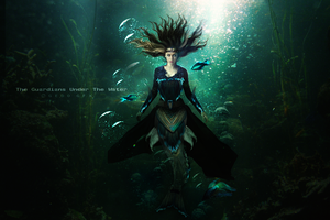 The Guardians Under The Water by Gedogfx