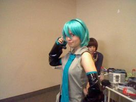 Mikuo at Supercon by MegaManVolnutt1