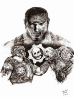 Gears of War 3 by jpizzle6298
