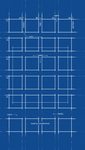 Official BluePrint Wallpaper for iOS 7 Parallax by mtnbikerbrad