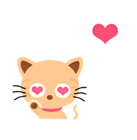 Gatito PNG by JacksonBiebsGmzPerry