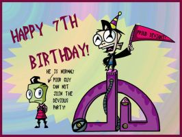 Happy Birthday DA by Lilostitchfan