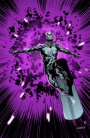 Silver Surfer by WillSliney