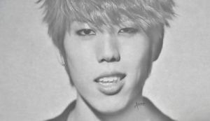 Dongwoo by AMerHAkeem