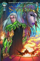 All New Soulfire #5 Final Cover by vmarion07