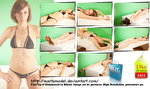 Tied up / Dominated -HiRes set 81 pcs- $ 14 by MartaModel