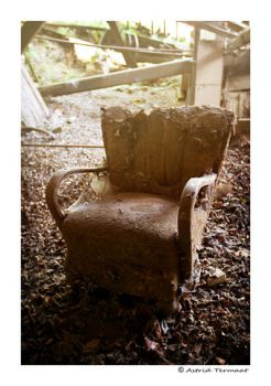 .Chair. by AstridT