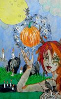 Samhain Contest by chaosqueen122