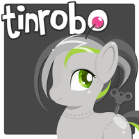 tinrobo pony by boxdrink