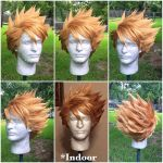 Matt - Digimon Wig by xHee-Heex