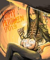 Helloween 2013 by tama-lynn