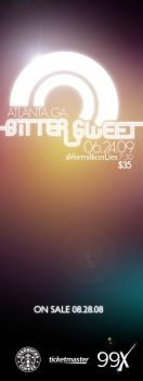 Bittersweet band poster by 7thTank