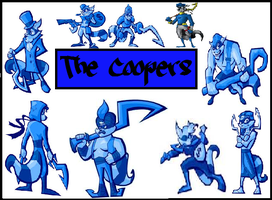 The Coopers by Master-Cooper-Fan101