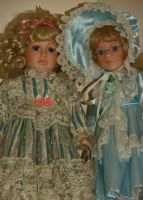 Victorian Dolls stock by DemoncherryStock