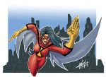 spider-woman by theFranchize
