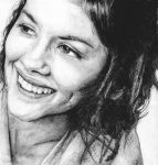 Audrey Tautou by watchherpaint