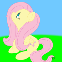 Fluttershy by ArtisticPup