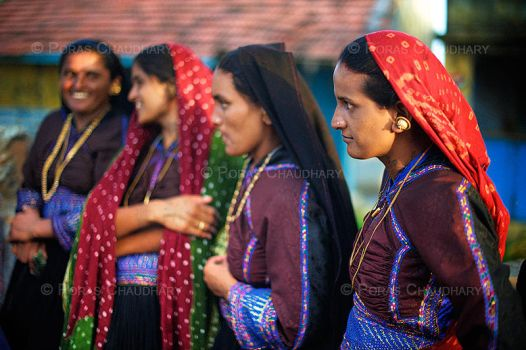 Rabari Girls by poraschaudhary