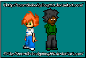 Custom Sprite Characters? by ZoomtheHedgehog360