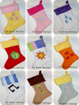My Little Pony Christmas Stockings by AKawaiiBoutique