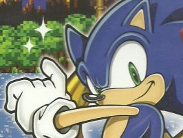 Sonic.... by SonicBlade50
