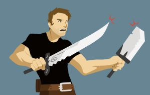 Two Swords by charpal