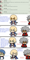 Question 15: A Lot of Ragna Related Quesitons... by AskJinKisaragi