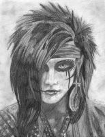 Andy Sixx - BvB by LeonardoDarklight