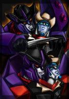 I am Galvatron by murr-miay